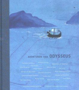 Daan Remmerts de Vries Avonturen van Odysseus