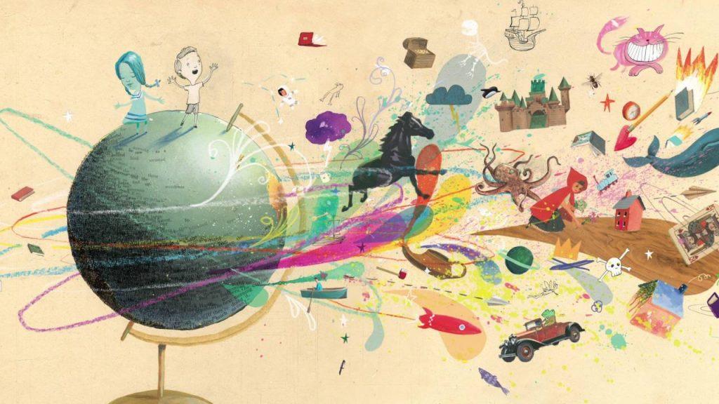 Een wereld van verhalen