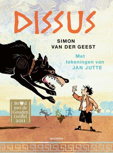 Cover van Dissus van Simon van der Geest
