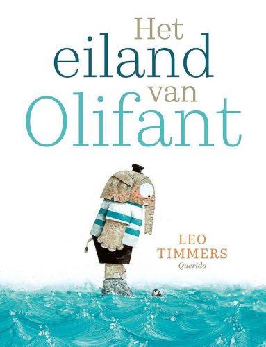 Het eiland van Olifant cover